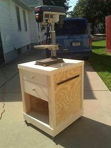 Book Of Drill Press Cabinet Woodworking Plans In Ireland