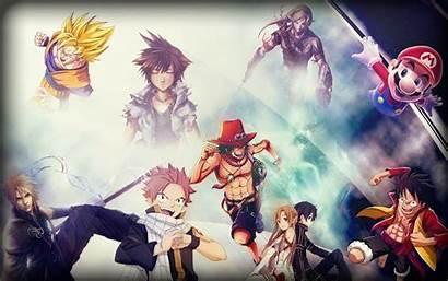 Anime Gamer Deviantart Wallpapers Cool Boy Favourite