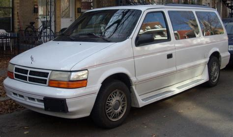 File:1994-95 Dodge Grand Caravan.jpg - Wikimedia Commons