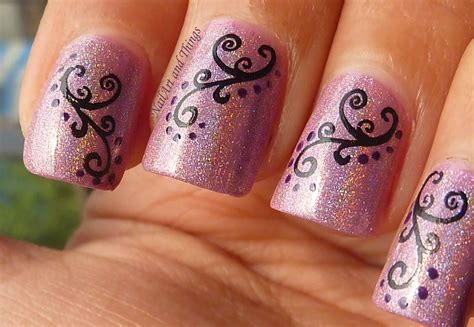 Nail Art : Nail Art Designs Trends For Short & Long Nails 2013