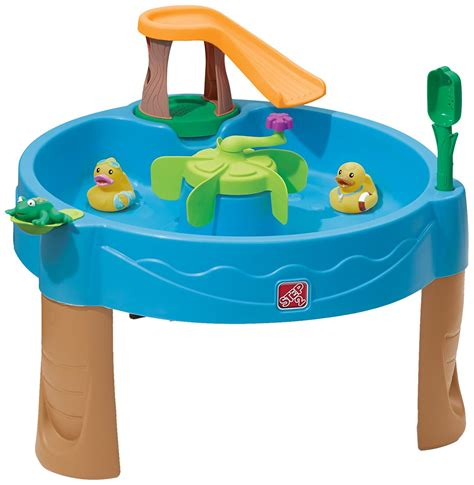 play day sand and water activity table step2 kids water activity table outdoor toys