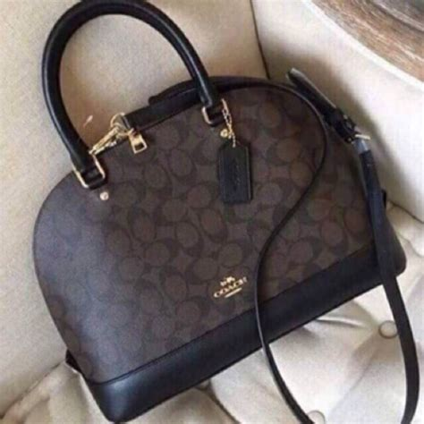 coach alma sling bag leather strap shopee philippines
