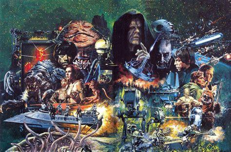 star wars  empire strikes  return   jedi