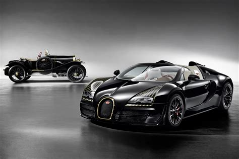 """Download hd wallpapers for free on unsplash. Bugatti Veyron """"Black Bess"""" Mixes Gold, Aviation and ..."""