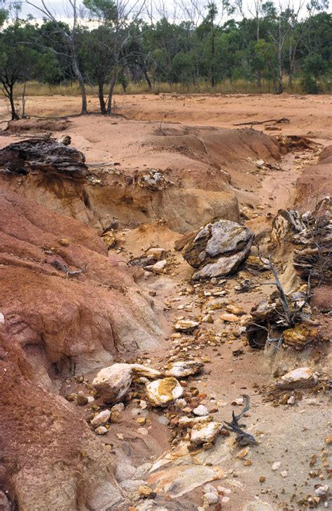 landscape erosion csiro science image csiro science image