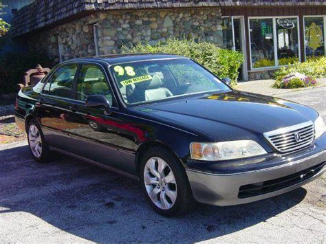 Acura Rl 1998 by 1998 Acura Rl 3 5rl Special Edition In Fort Wayne