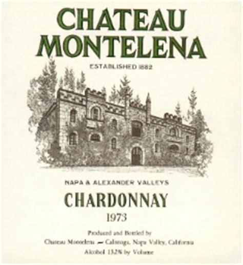 chateau montelena chardonnay napa alexander valleys