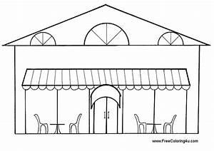 Restaurant Coloring Sheets Free Coloring Sheets Coloring ...