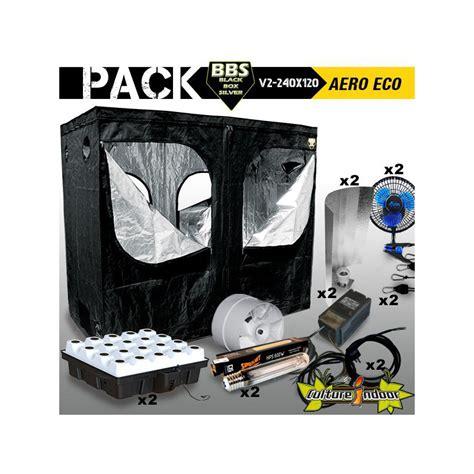 chambre culture indoor pack chambre de culture complèteblack box v2 240 x 120