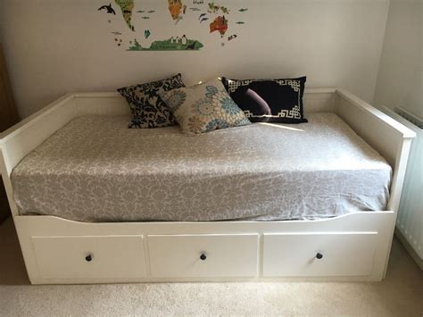 day beds ikea hemnes day bed plus 2 morgedal single mattress Ikea