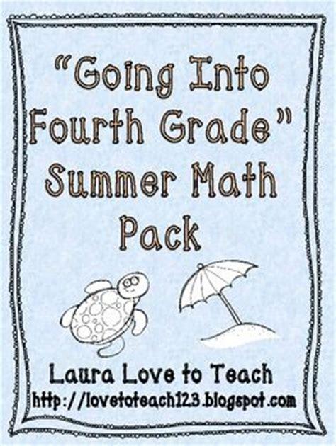 summer math grades 3 4 summer fourth grade and student