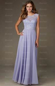 Unusual Lilac Bridesmaid Dress BNNCL0004-Bridesmaid UK