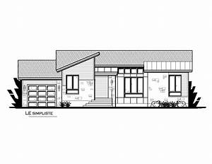 le simpliste dessin design architecture With plan de maison facade 5 le jougue dessin design architecture