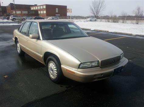 1995 Buick Regal Custom by Buy Used 1995 Buick Regal Custom Sedan 4 Door 3 8l In
