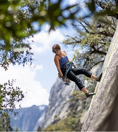 Rock Climbing Culture Popular Outside Climber Magazine