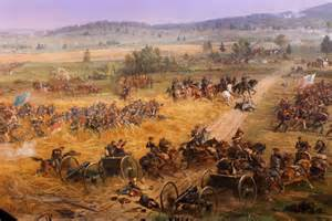 Battle of Gettysburg Painting Cyclorama