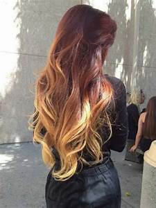auburn ombre | hair | Pinterest | Beautiful, Auburn ombre ...