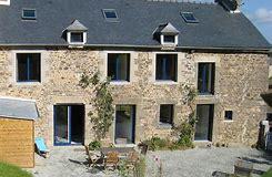 hd wallpapers maison moderne facade en pierre