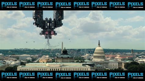 Pixels 2015 Movie Hd Wallpapers And Hd Still Shots Page