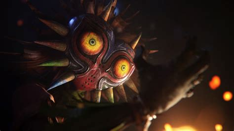 HD wallpapers majora s mask walkthrough