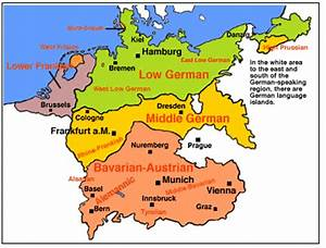 The Thing about German Dialects