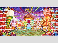 Fantasy Candyland Wallpaper Choice Image Wallpaper And