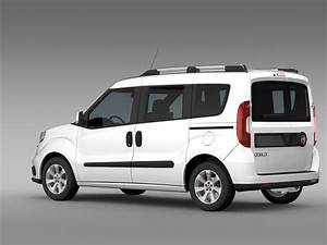 Fiat Doblo : fiat doblo 263 uk spec 2015 3d model max obj 3ds fbx ~ Gottalentnigeria.com Avis de Voitures