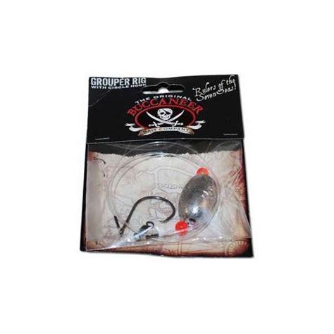 grouper rigs circle hook hooks buccaneer pro oz fishing saltwater tackledirect