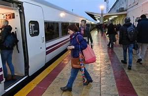 El Tren Talgo Eleva Un 15 Por Ciento Los Viajeros De La L U00ednea Badajoz