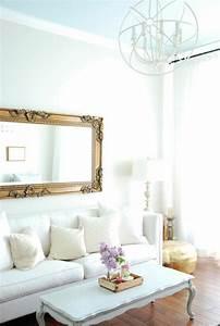Moderne Wandspiegel Wohnzimmer : wohnzimmer gestaltung nach feng shui regeln harmonie ist angesagt ~ Markanthonyermac.com Haus und Dekorationen