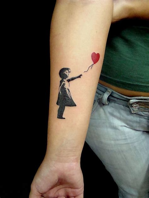 banksy tattoos pinterest banksy random tattoos