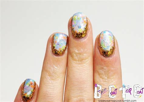 epic opal   paint  nail painting beauty  cut