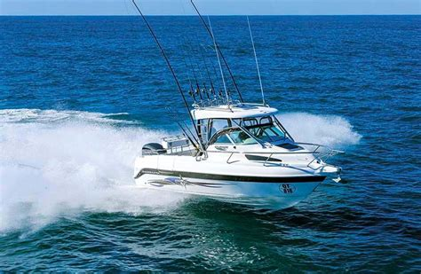 Best Offshore Fishing Boat Australia by Haines Hunter 675 Offshore Hardtop Review Australia S