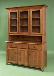 Heirloom Shaker Hutch