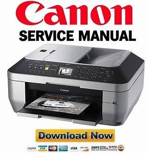 Canon Pixma Mx860 Service Manual  U0026 Repair Guide