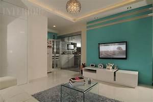 3 room flat interior design ideas brucallcom With flat interior decoration tips