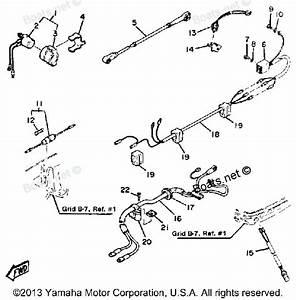 1986 Yamaha 25sj Outboard Service Repair Maintenance