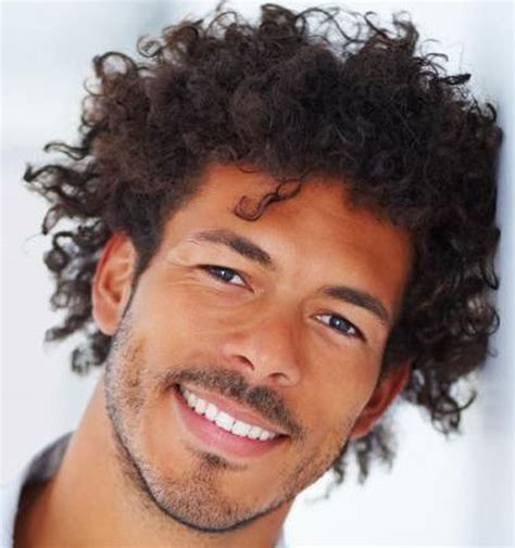 Curly Hairstyles For Men   Men's Hairstyles   Haircuts 2018