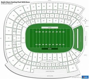 Mclane Stadium Seating For Baylor Football Rateyourseats Com