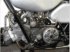 1948 AJS Porcupine Classic Motorcycle Pictures