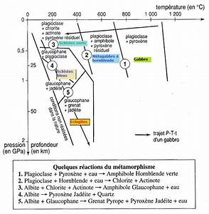 Diagramme Pt M U00e9tamorphisme