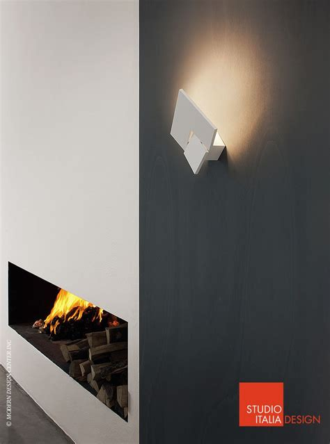 indirect lighting fixtures wall studio italia design puzzle twist wall available at