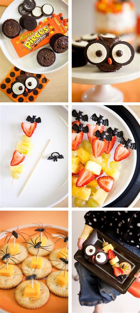 simple food ideas easy halloween food ideas desserts charlie hunnam married