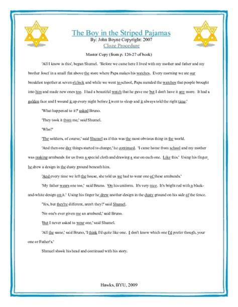 the boy in the striped pajamas worksheets geersc