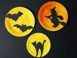 Bastelideen Für Halloween : die besten 25 basteln halloween ideen auf pinterest halloween selber machen halloween ~ Whattoseeinmadrid.com Haus und Dekorationen