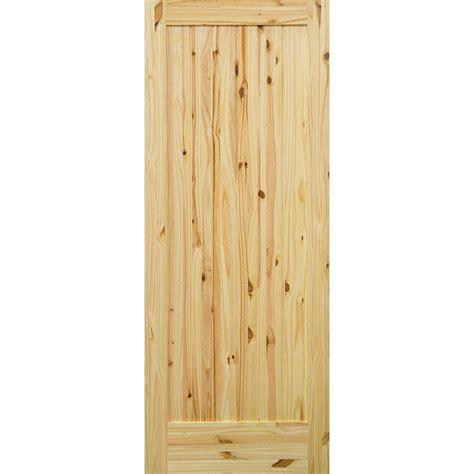 wood interior doors home depot krosswood doors 30 in x 80 in knotty alder 10 lite low e