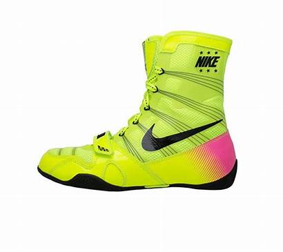Nike Shoes Boxing Hyperko Neon Rainbow Limited