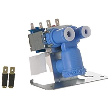 amazoncom ge wrx ice maker double solenoid water valve home improvement