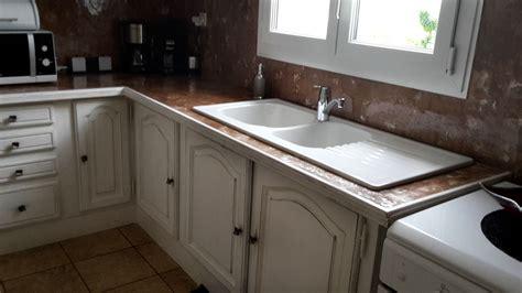 interieur cuisine rénovation décoration d 39 intérieur cuisine patine sur meuble