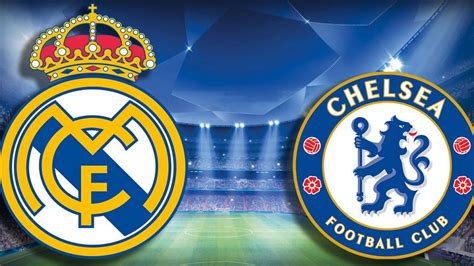 Real Madrid vs Chelsea : prediction 2-1 - Match Odds ...